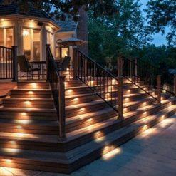 sử dụng Đèn LED âm bậc cầu thang 5W FK-DL038