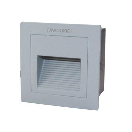 Đèn LED âm bậc cầu thang FK-DL038V Fawookidi