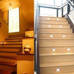 mua bán Đèn LED âm bậc cầu thang FK-DL038V
