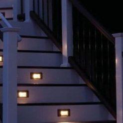 ứng dụng Đèn LED âm bậc cầu thang 4W FK-DL038