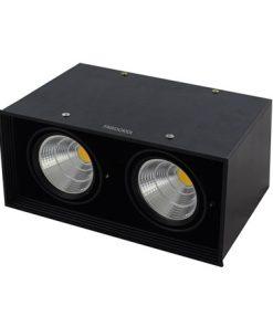 Đèn LED downlight hộp đôi 2*7W FK-DH07 Fawookidi