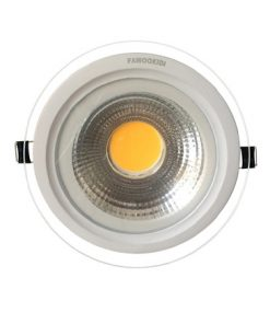Đèn LED Downlight tròn kính 5W FK-DTK502 Fawookidi