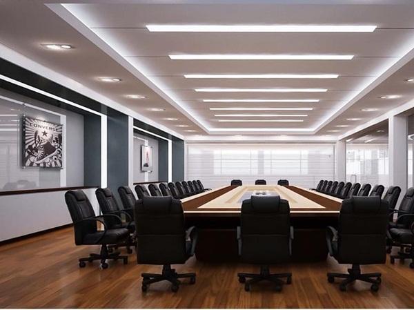 Tư vấn thiết kế chiếu sáng cho phòng họp