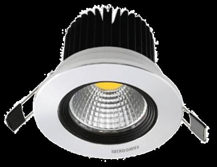 Đèn LED Spotlight đơn 7W FK-SL21