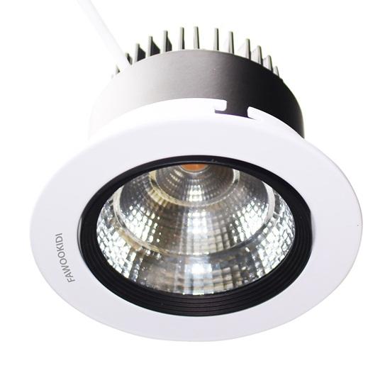 Đèn LED Spotlight đơn 10W FK-SL21CR