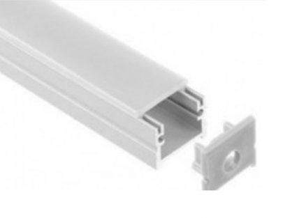 Đèn LED thanh nhôm chữ U FK-U-01