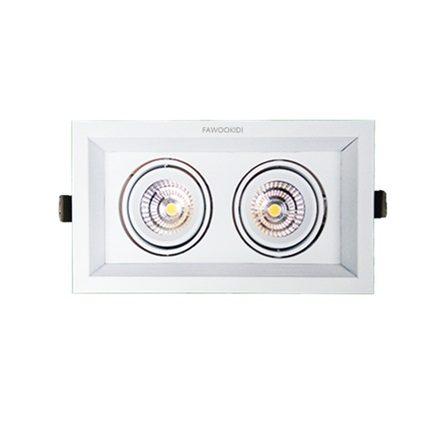 Đèn LED Spotlight đôi 2*10W FK-SLD025-T Fawookidi