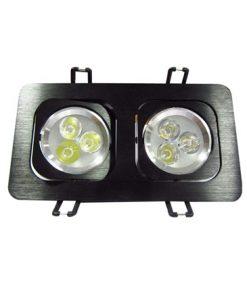 Đèn LED Spotlight đôi 2*5W FK-SLD06B Fawookidi