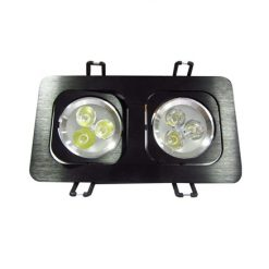 Đèn LED Spotlight đôi 2*10W FK-SLD06B Fawookidi