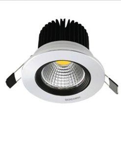Đèn LED Spotlight đơn 10W FK-SL21 Fawookidi
