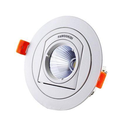 Đèn LED Spotlight đơn 5W FK-SL02 Fawookidi