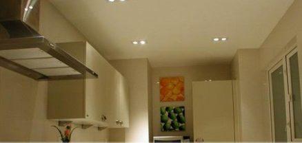 Ứng dụng Đèn LED Spotlight đôi 2*5W FK-SLD06