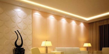 Ứng dụng Đèn LED Spotlight đơn 5W FK-SP101-T