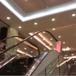 Ứng dụng Đèn LED Spotlight đơn 7W FK-SP101-T