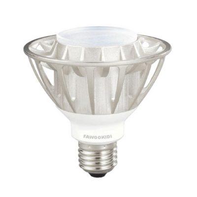 Đèn led downlight với góc chiếu sáng rộng, công suất nhỏ, sử dụng đui E27. Đèn phù hợp để lắp vào tất cả các loại đui đèn cũ