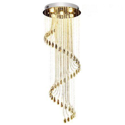 Đèn thả pha lê Silk Cable PL-SC50015/ PL-SC60018