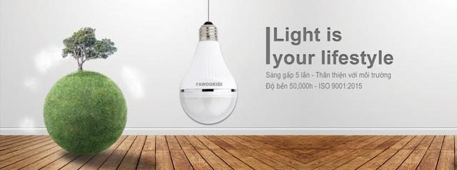 Xu hướng sử dụng đèn chiếu sáng LED ngày càng được ưa chuộng tại Việt Nam
