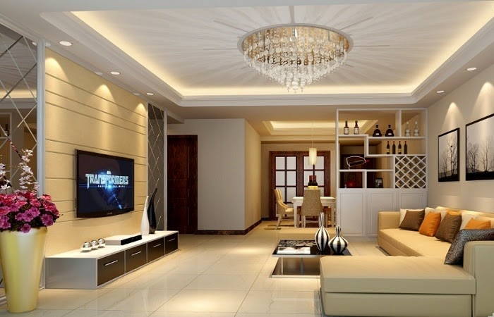 Thiết kế chiếu sáng ngôi nhà