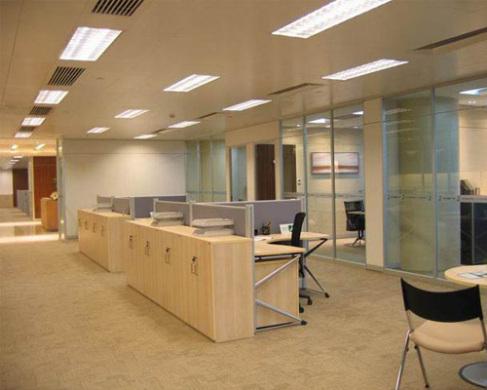 Tư vấn thiết kế chiếu sáng cho văn phòng sử dụng đèn tuýp led