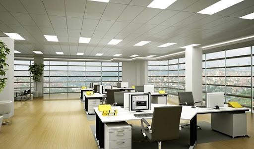 Tư vấn thiết kế chiếu sáng cho văn phòng làm việc