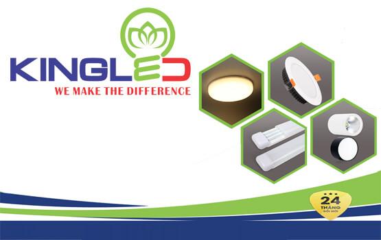 KINGLED - Công ty cổ phần chiếu sáng ILIKE