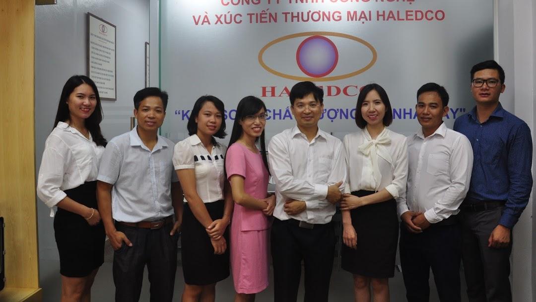 Công ty TNHH Công Nghệ & Xúc Tiến Thương Mại Haledco