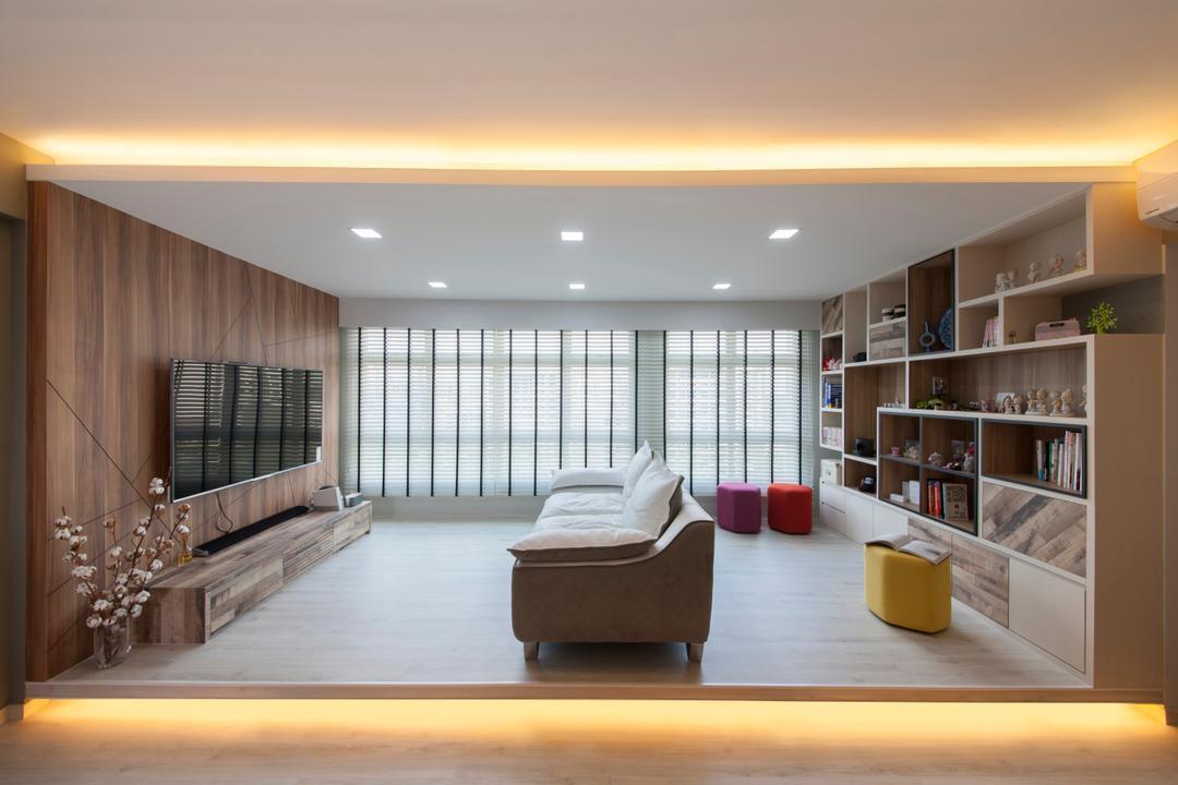 Ứng dụng của đèn LED panel âm trần vuông FK-PV201-3W Fawookidi