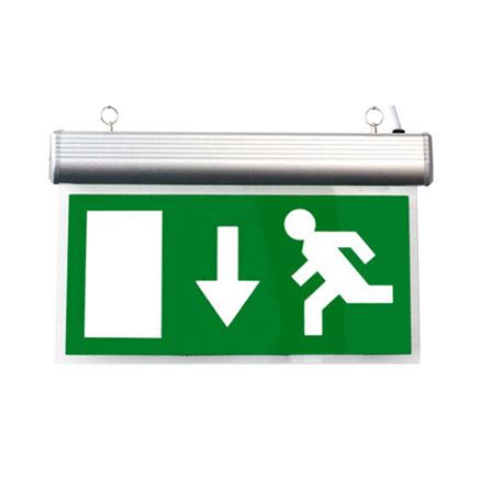 Đèn Exit thoát hiểm một mặt/2 mặt FK-EX44