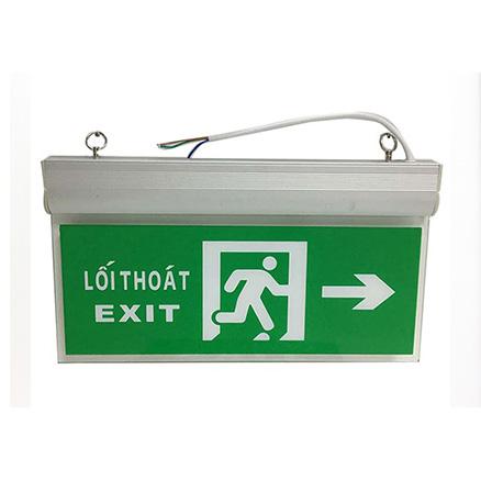 Đèn Exit thoát hiểm một mặt FK-EX05-1S