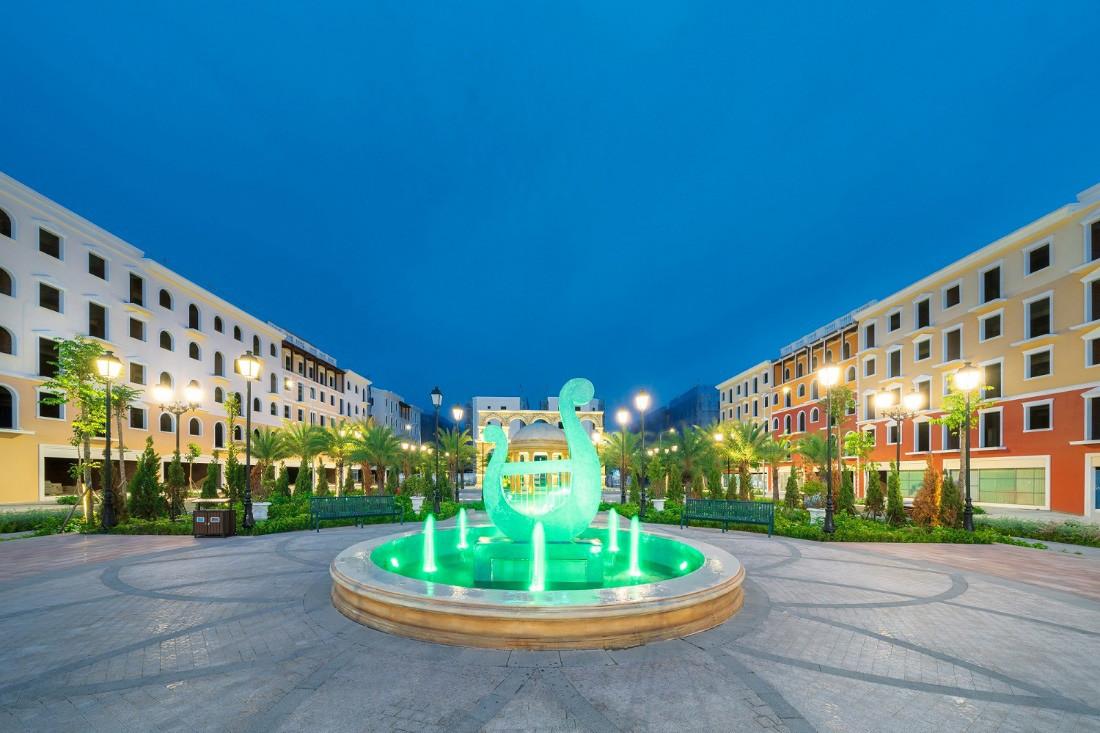 Chiếu sáng Khu đô thị Gateway Phú Quốc