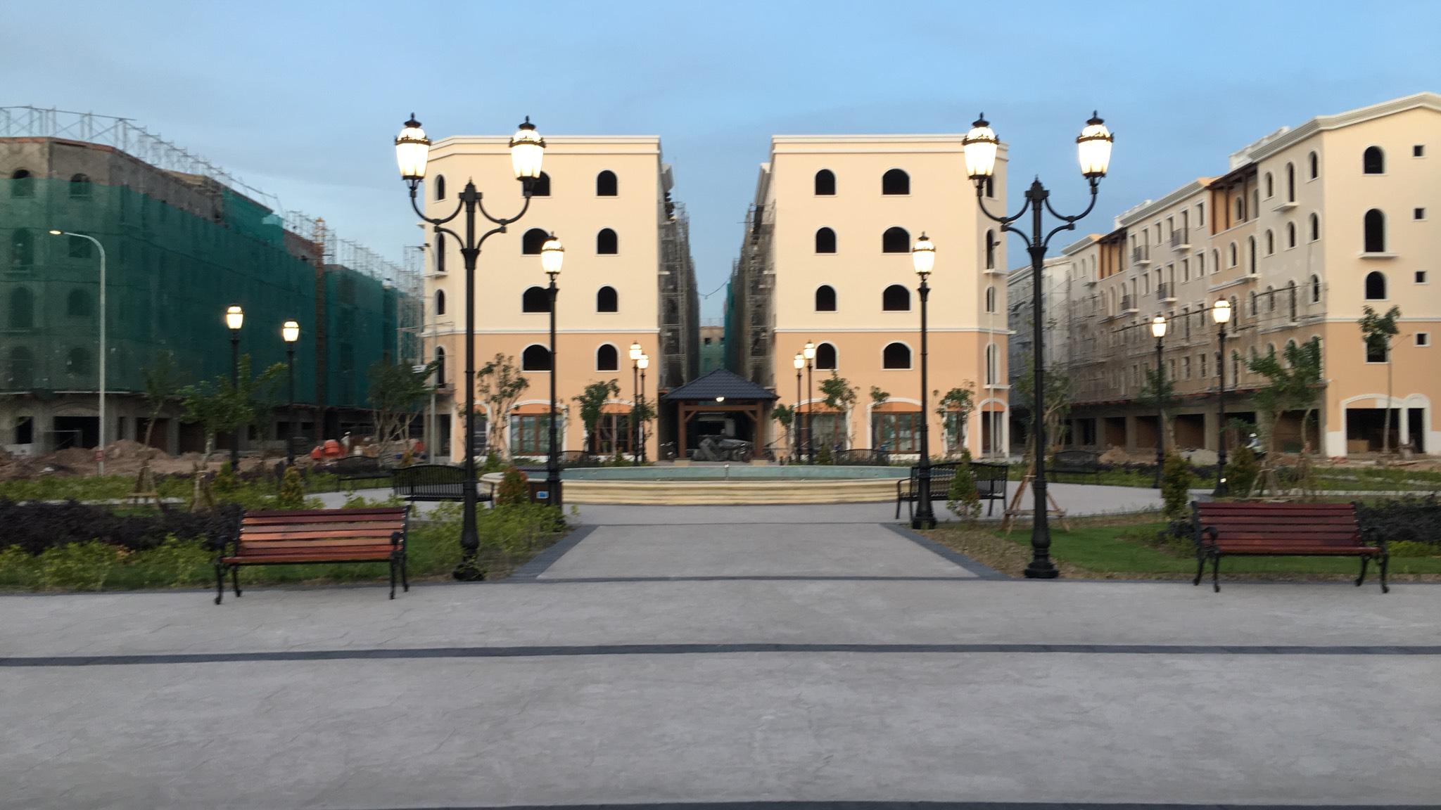 Khu đô thị Gateway Phú Quốc