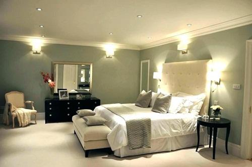 5 lưu ý khi chọn đèn tường phòng ngủ